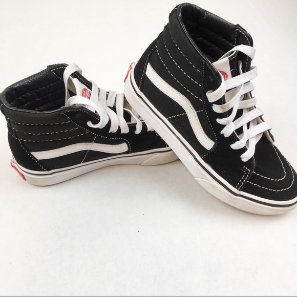 Vans SK8 Hi Lace Up Shoes Size 13.5